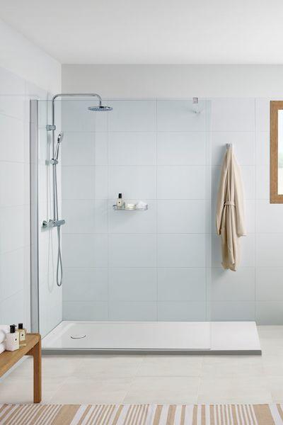 comment poser un receveur de douche a