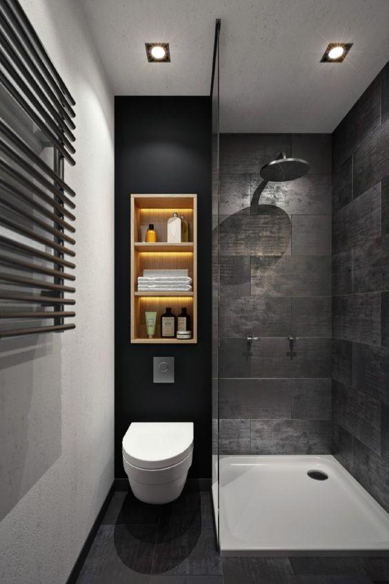 agrandir une petite salle de bain