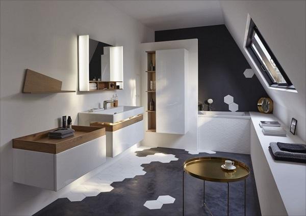 meuble de salle de bain sur mesure a