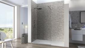 paroi douche fixe paroi douche avec porte