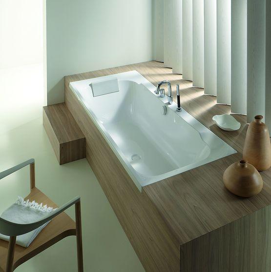 baignoire rectangulaire produits du btp