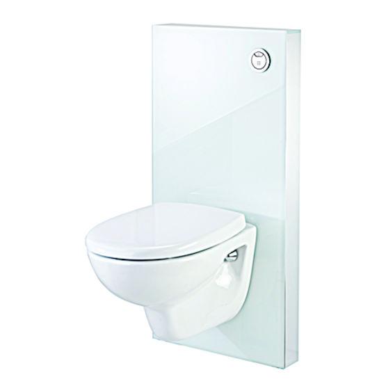 bati support de faible hauteur pour wc sous fenetre ou en piece mansardee bati support duofix omega 12 hauteur reduite