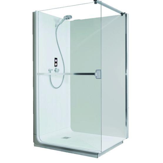 cabine de douche design et personnalisable facile a monter elmer