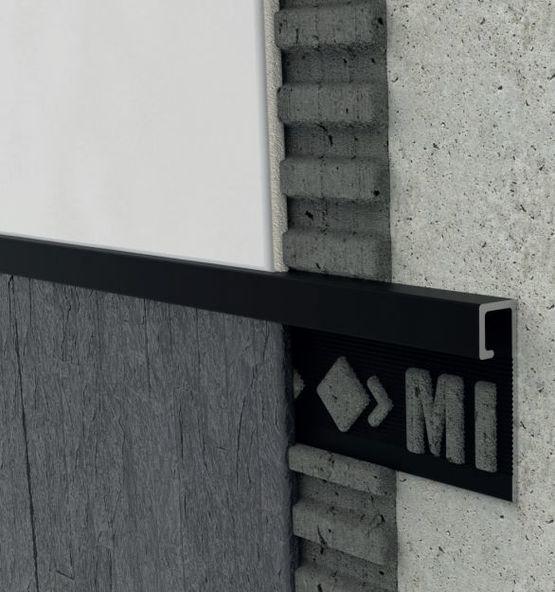 profile d arret carre pour la decoration et la protection des angles carreles square