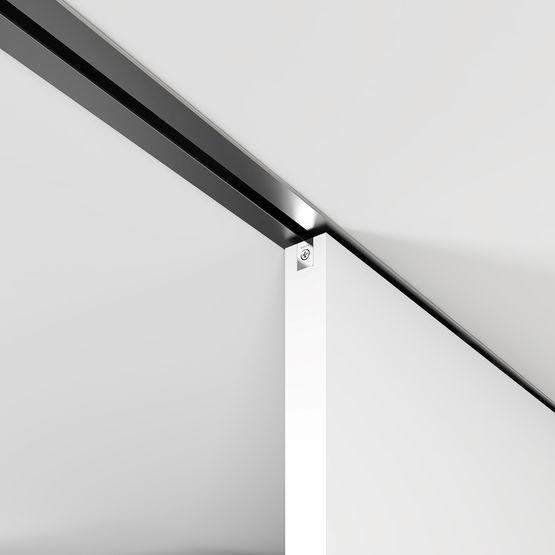systeme de fixation pour portes pliantes interieures lite par klein