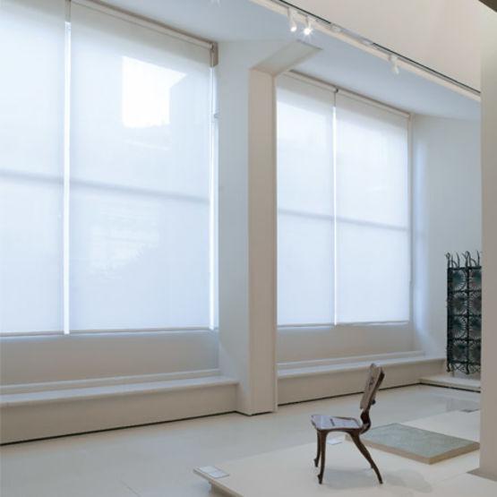 tissu en fils de verre enduits pour stores et structures tendues exterieurs ou interieurs natte 4503