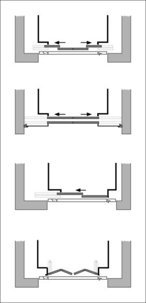Definition De Porte Dascenseur
