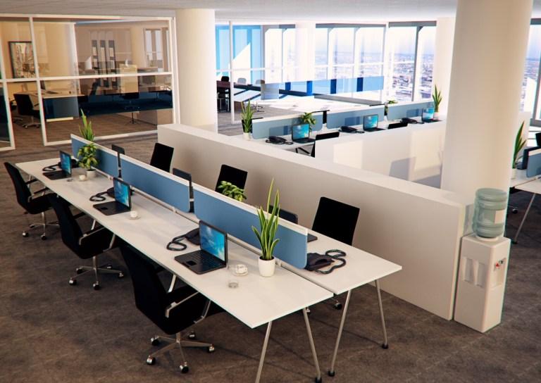 bureaux d'entreprise de renovation, construction, agencement 77
