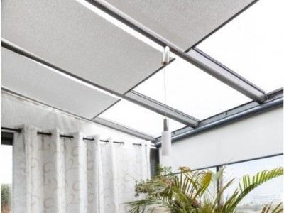 rideau thermique stores verandas
