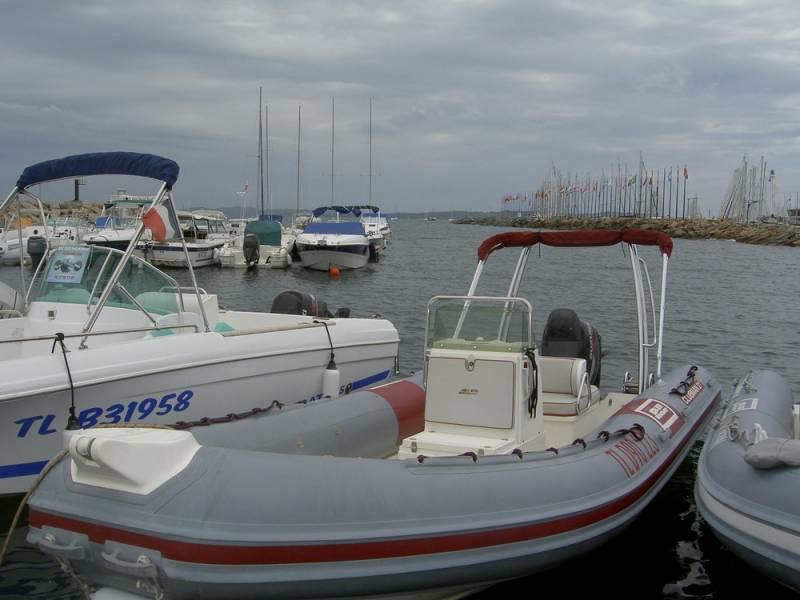 moteur joker boat clubman 21