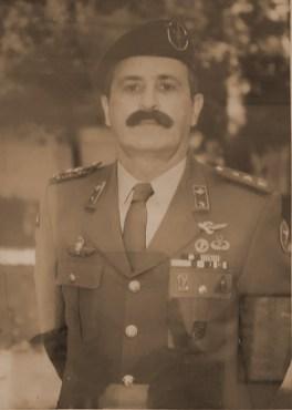 Ten. Col. Pierangelo Corradi 16 dicembre 1991 - 22 agosto 1993