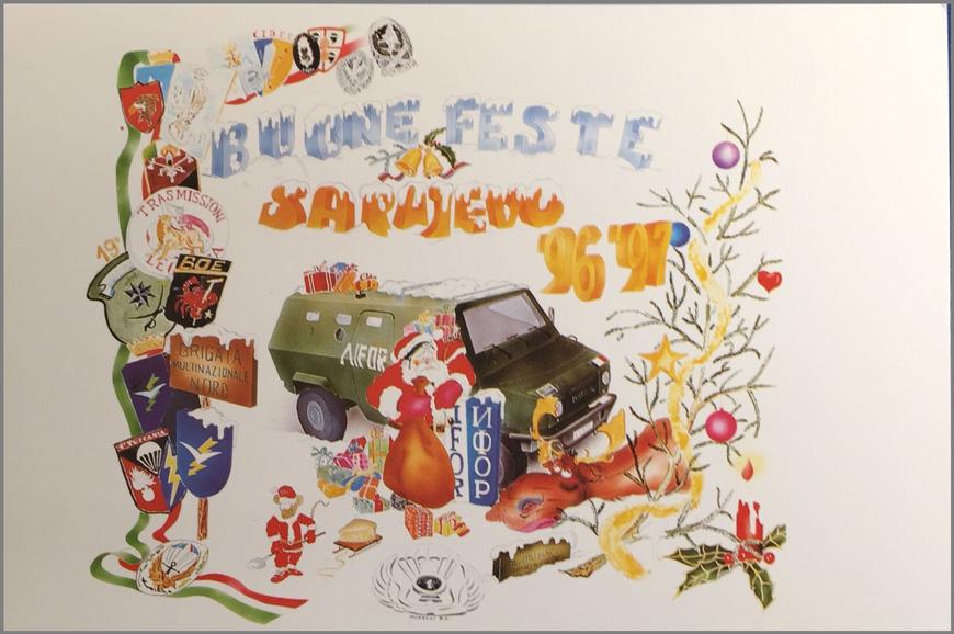 Buone Feste 1996-97