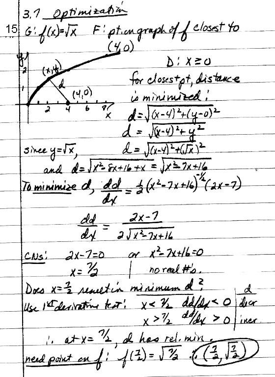 Homework notes, Blue School s balanced approach to