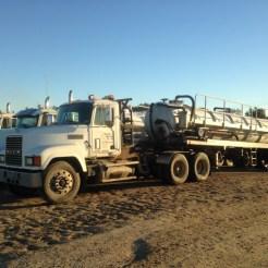 120 Barrel Vacuum Trucks