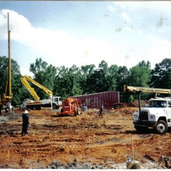Slurry Drilling Holes: Longview, TX