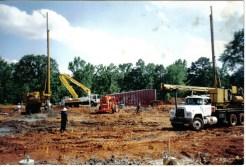Slurry Drilling Holes: Longview, TX