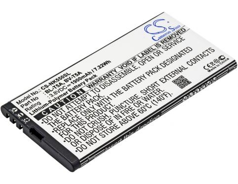 BATTERIE MICROSOFT lumia 550 pas cher
