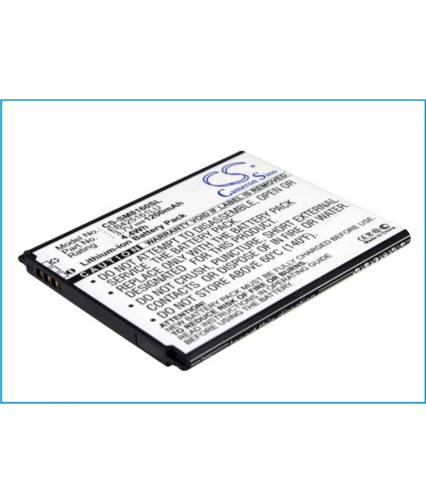 3.7V 1.2Ah Li-ion battery for Samsung Galaxy Ace 2