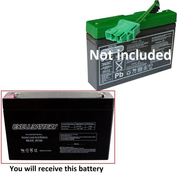 Peg Perego 6 Volt Battery Replacement