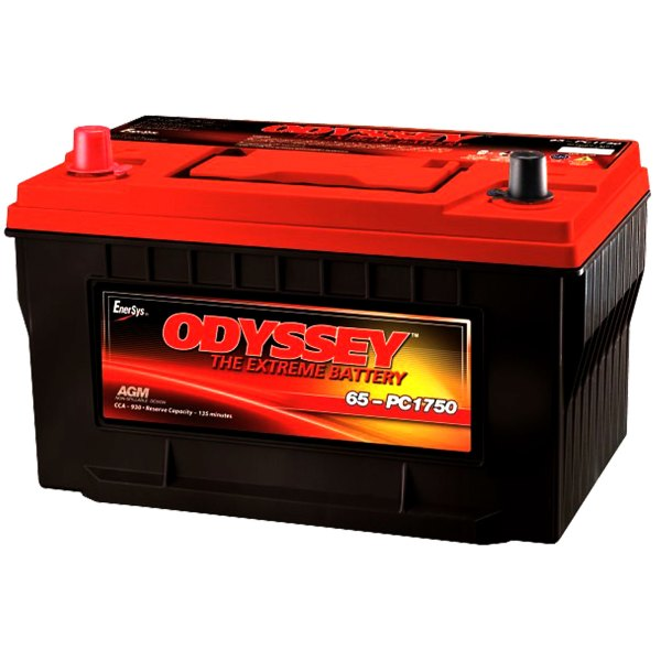 Odyssey Extreme Pc1750 65 950cca Sealed Agm Automotive