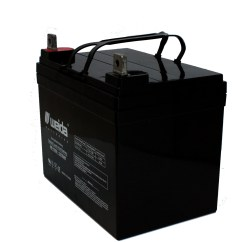 Wheel Chair Batteries Office For Tall Person Uk New 12v 35ah Sealed Lead Acid Wheelchair Scooter