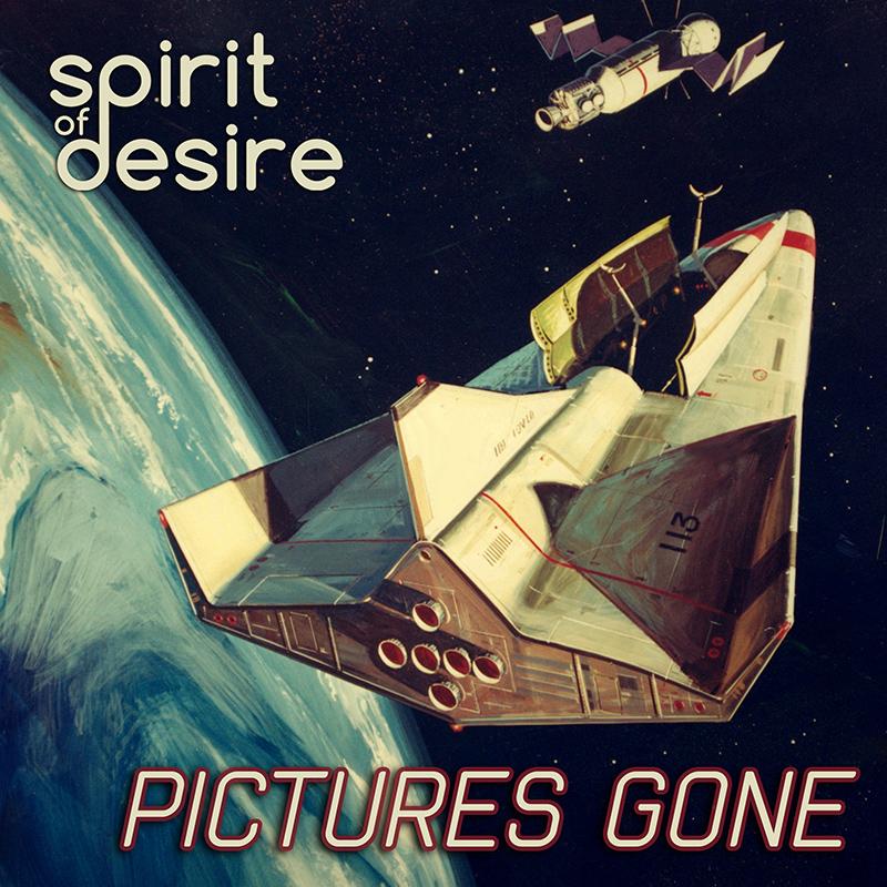 Spirit Of Desire: Pictures Gone Single erscheint am 12.01.2018