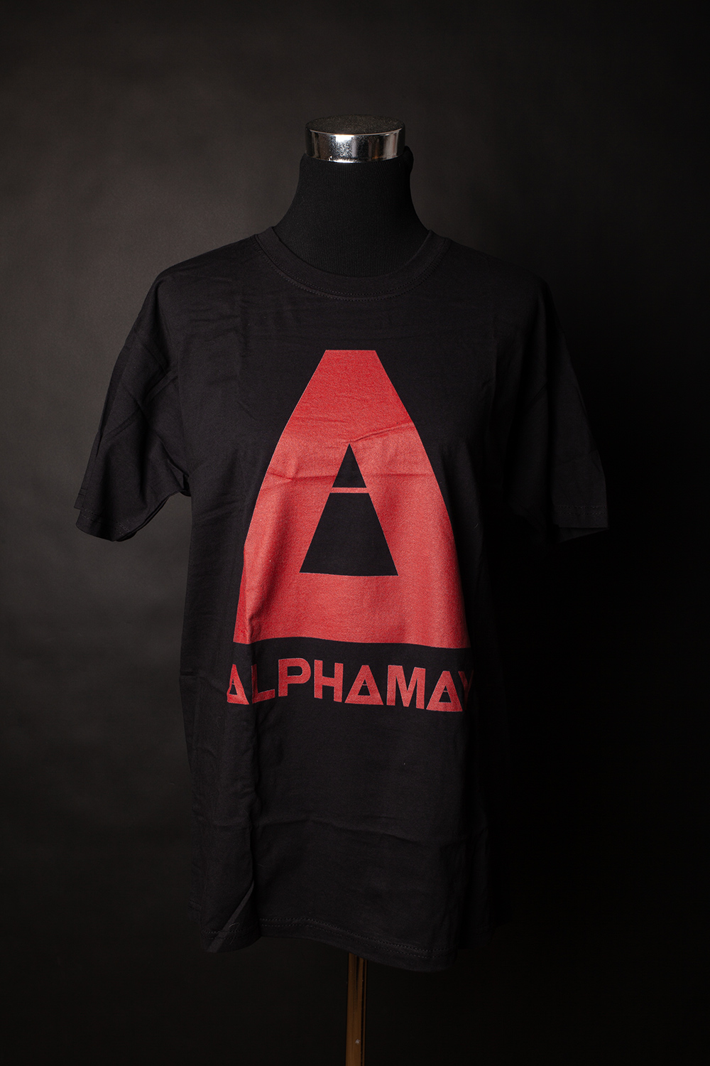 """Alphamay T-Shirt """"A Rot"""" - L"""