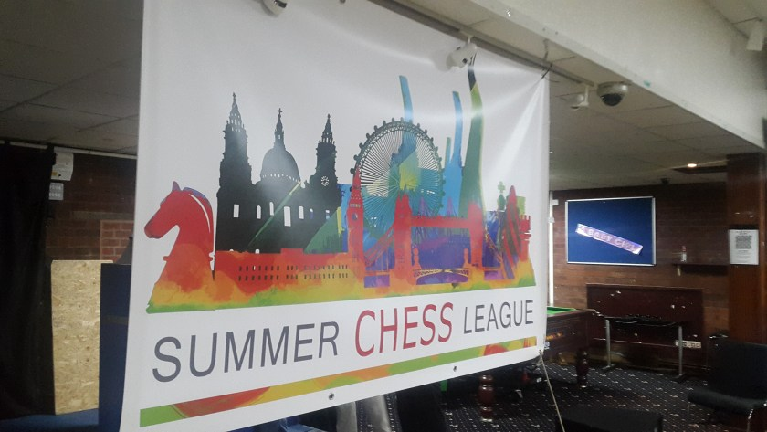 The Summer Chess League