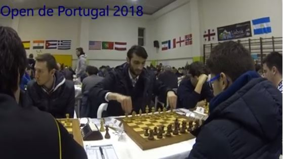 Ali steps upwards at Lisbon's Open de Portugal