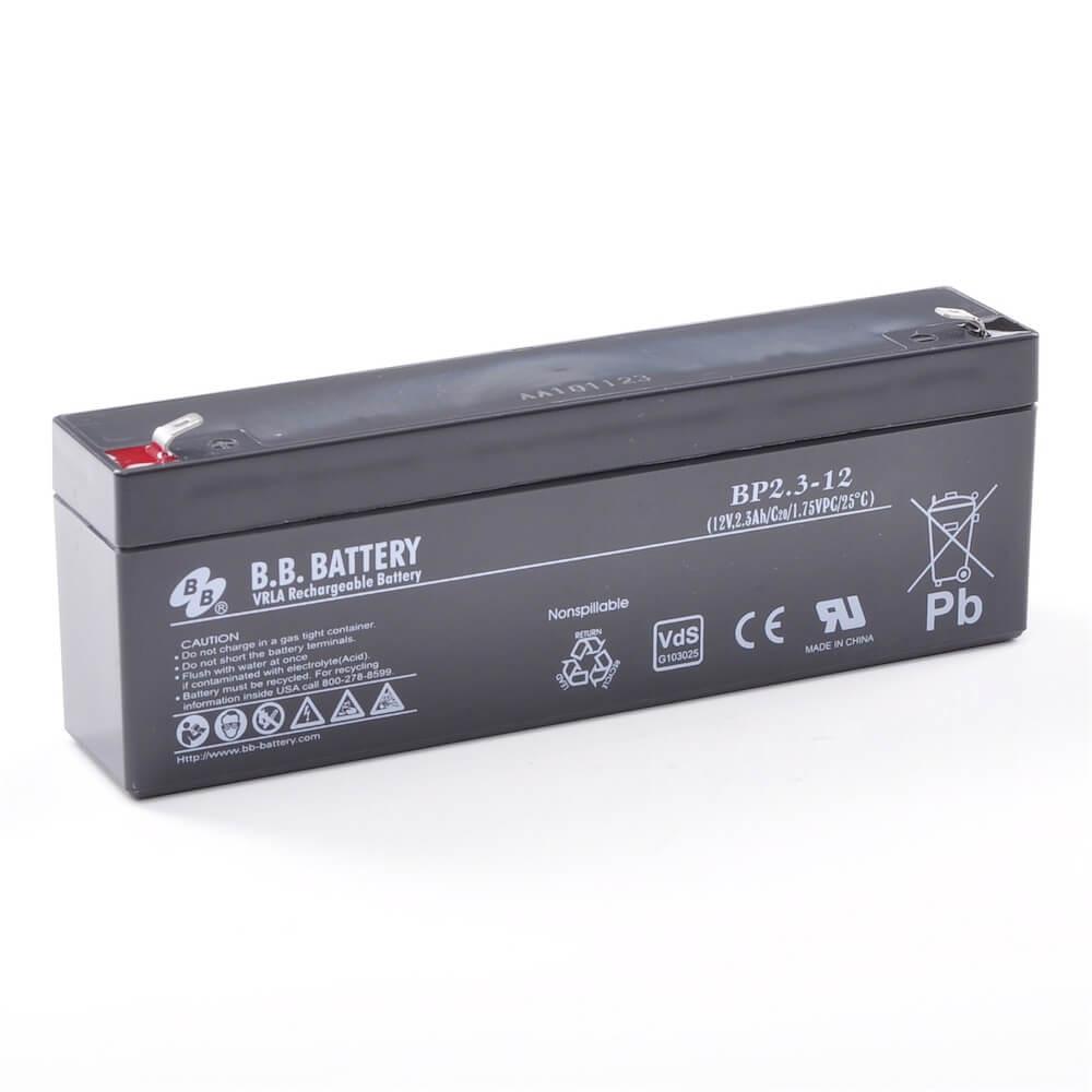 medium resolution of 12v 2 3ah battery sealed lead acid battery agm b b battery bp2