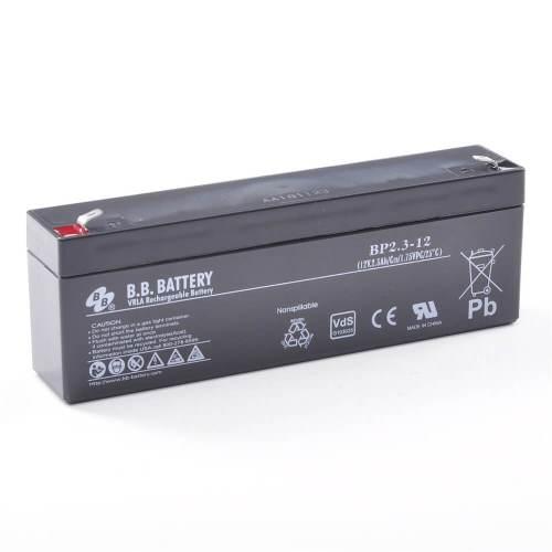 small resolution of 12v 2 3ah battery sealed lead acid battery agm b b battery bp2