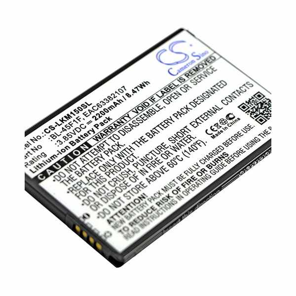 Replacement Battery For Becker 338937010208 HJS100 HJS 100