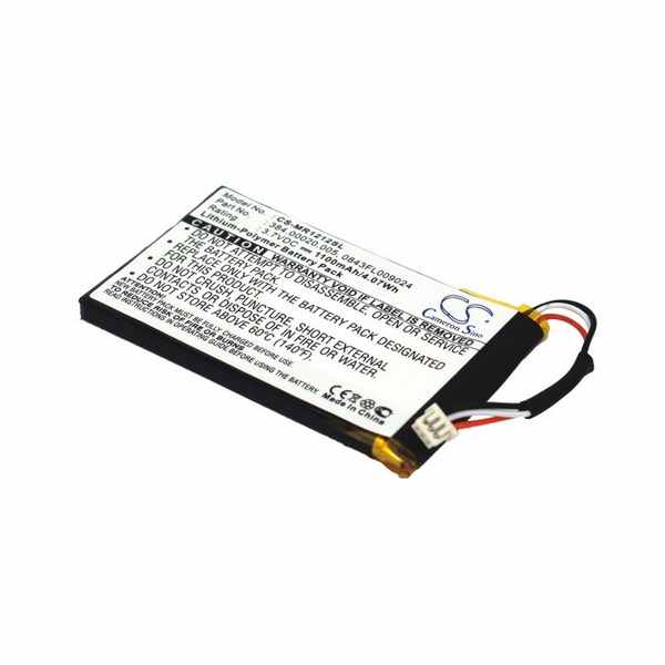 Replacement Battery For Magellan 0843FL009024 384.00020.005...