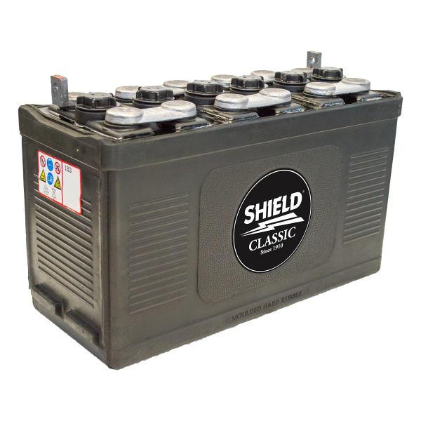 12V Car Battery Vintage