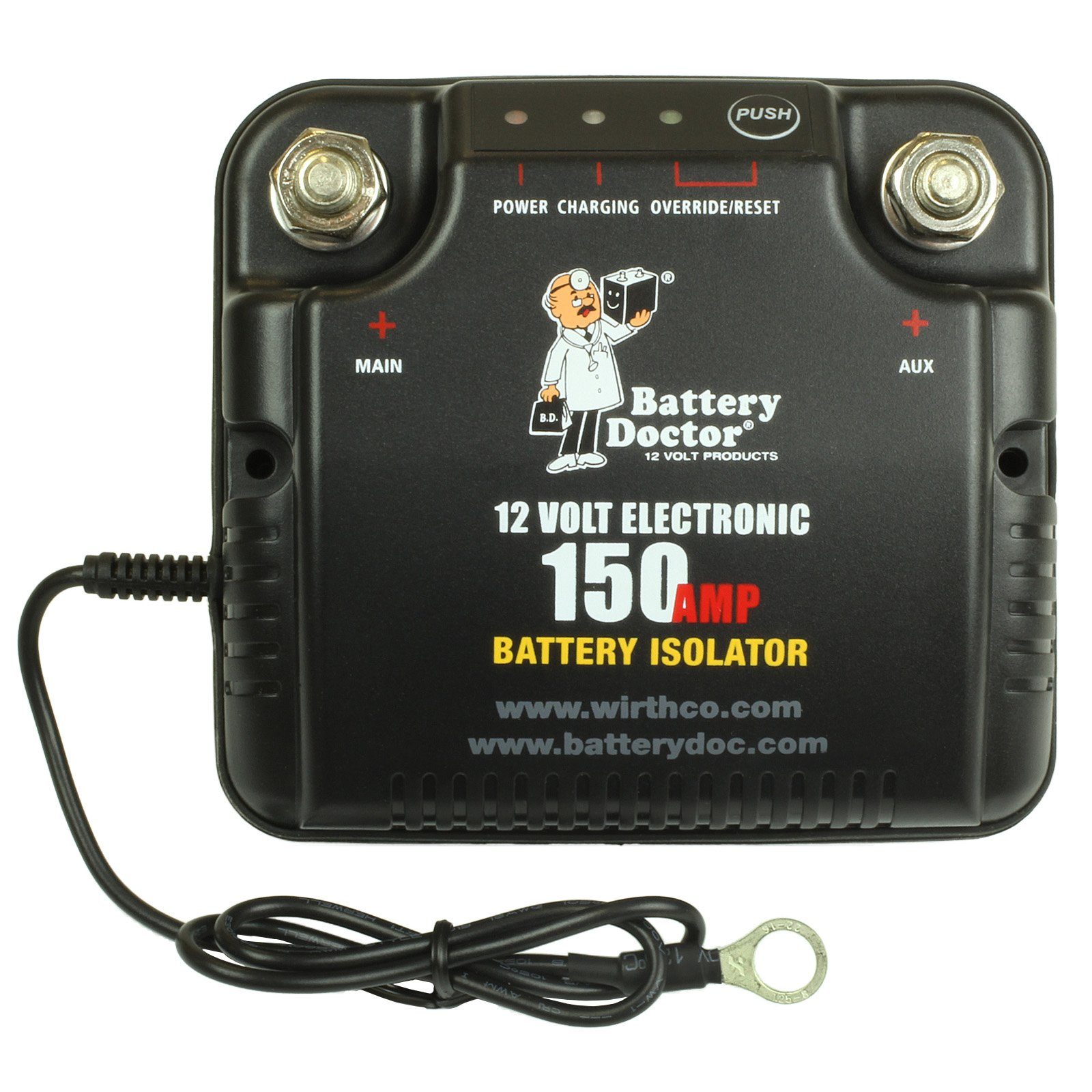 hight resolution of push button battery isolator wiring diagram