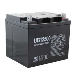 36 Volt Lifepo 40 A Toyota Yaris Radio Wiring Diagram 12 50 Ah Sealed Lead Acid Rechargeable Battery Nut