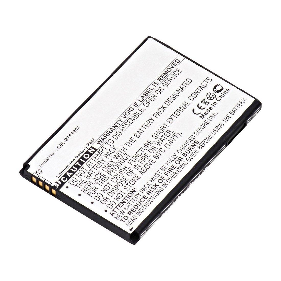 Replacement HTC Droid Eris Battery: BatteryMart.com