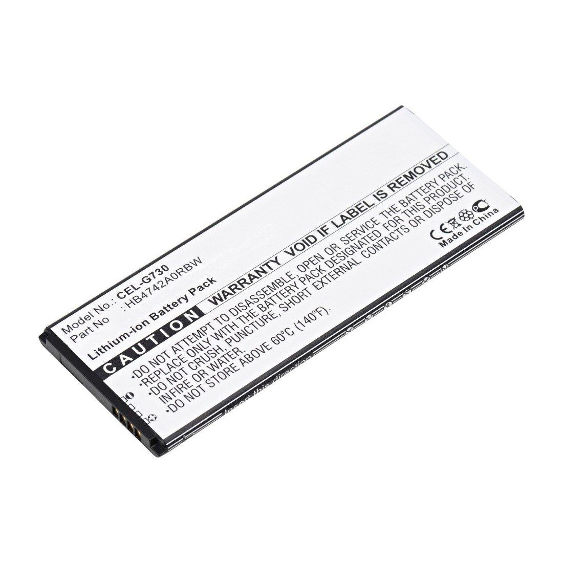 Replacement Huawei Hb A0rbc Li Ion Battery Batterymart