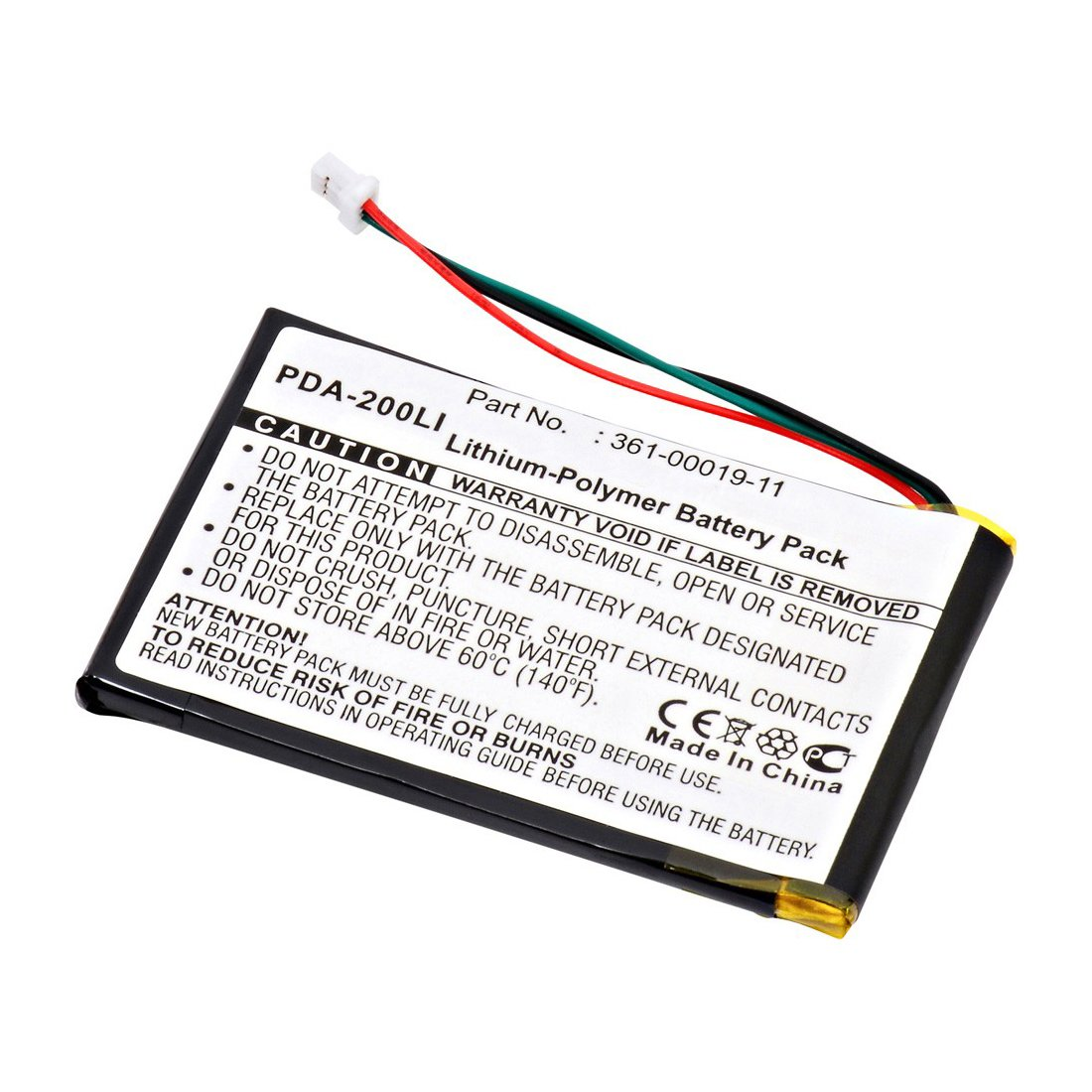 Garmin Nuvi 200 Replacement Battery Batterymart