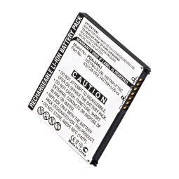 Hewlett Packard CS-HIQ300SL MP3 and PDA Batteries