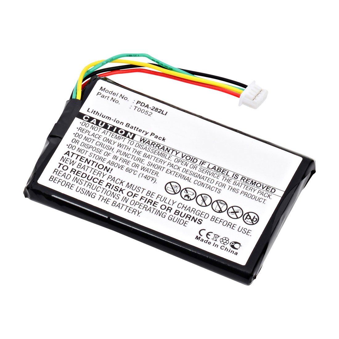 Replacement Magellan Maestro 3250 Battery: BatteryMart.com