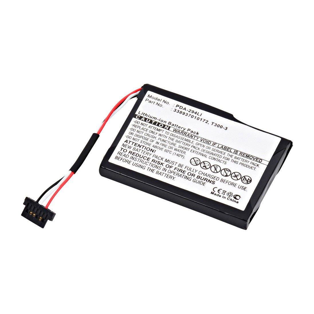 Replacement Mio Moov 400 Battery: BatteryMart.com