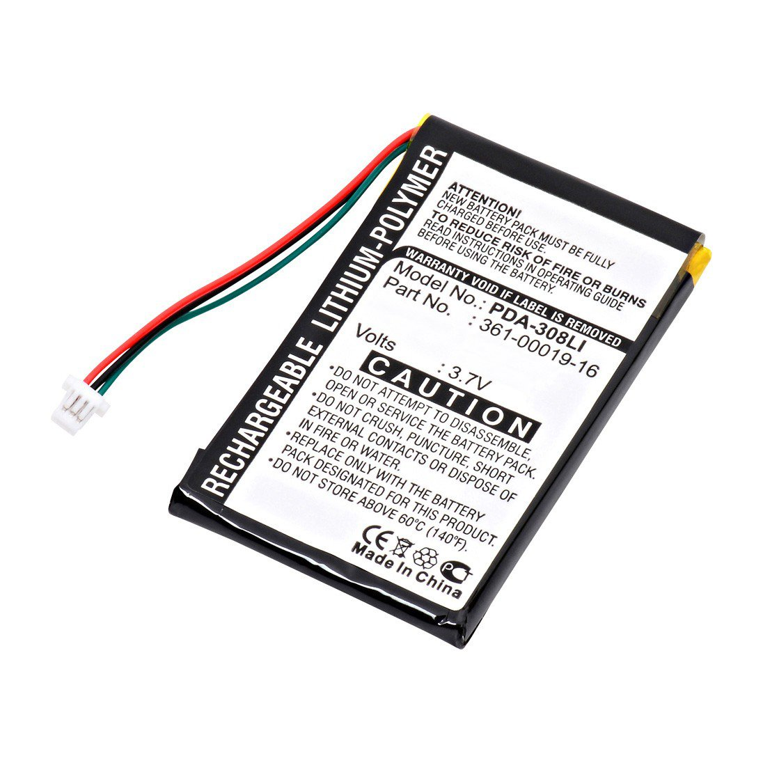 Replacement Garmin 361 16 Battery Batterymart