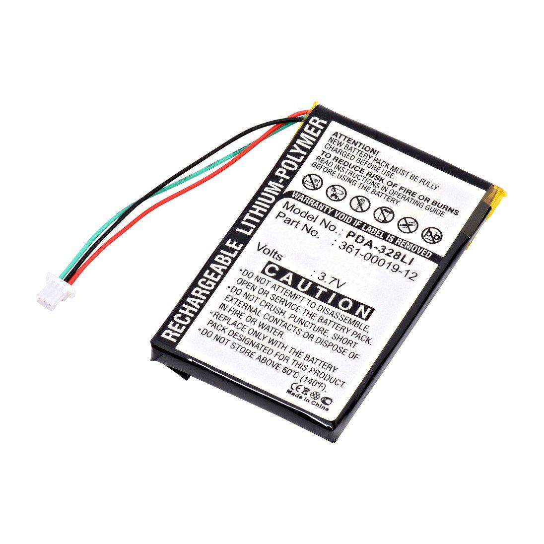 Replacement Garmin 361 12 Battery Batterymart