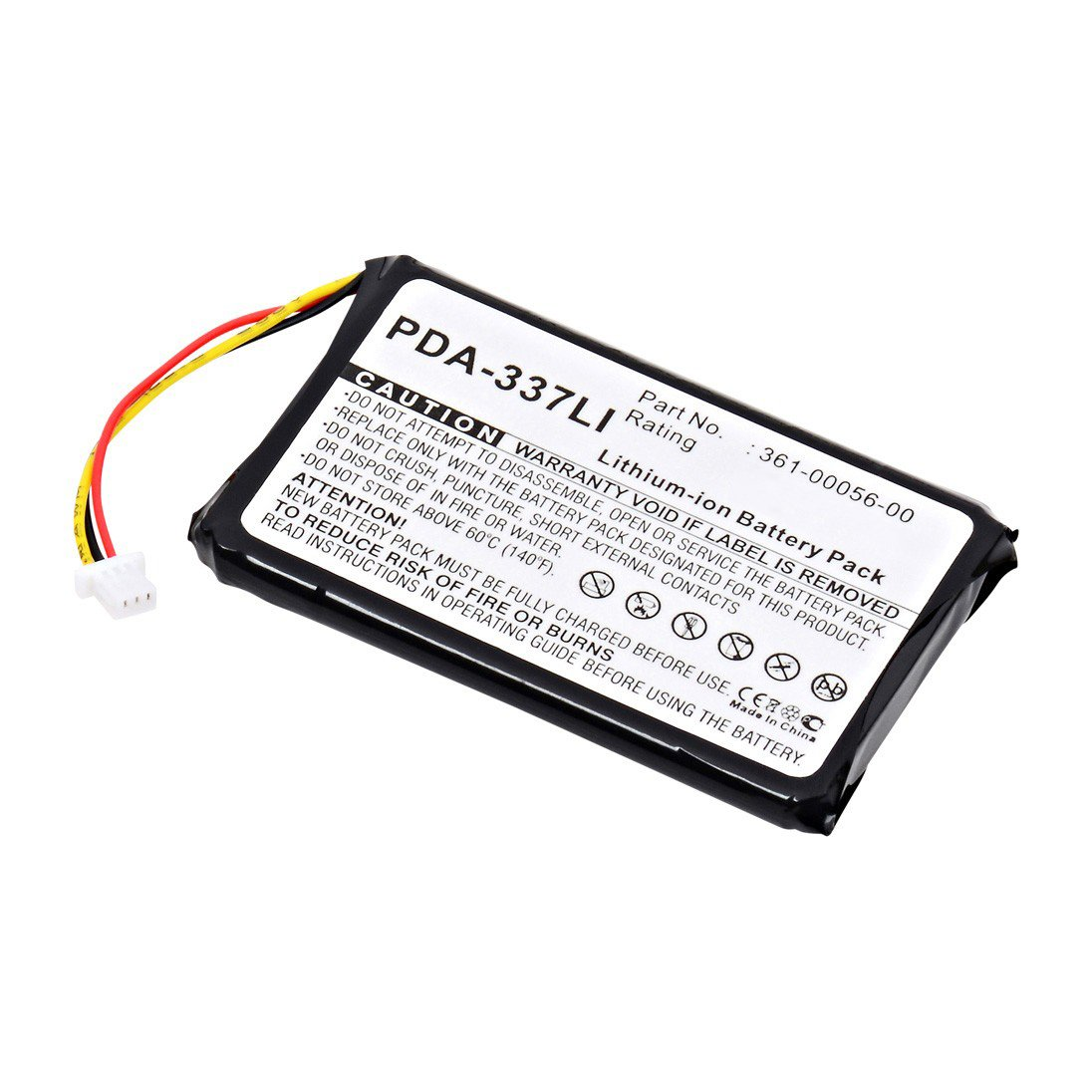 Replacement Garmin NUVI 30, 40, 50 GPS Battery