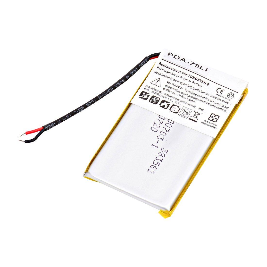Palm Tungsten E PDA Replacement Battery: BatteryMart.com