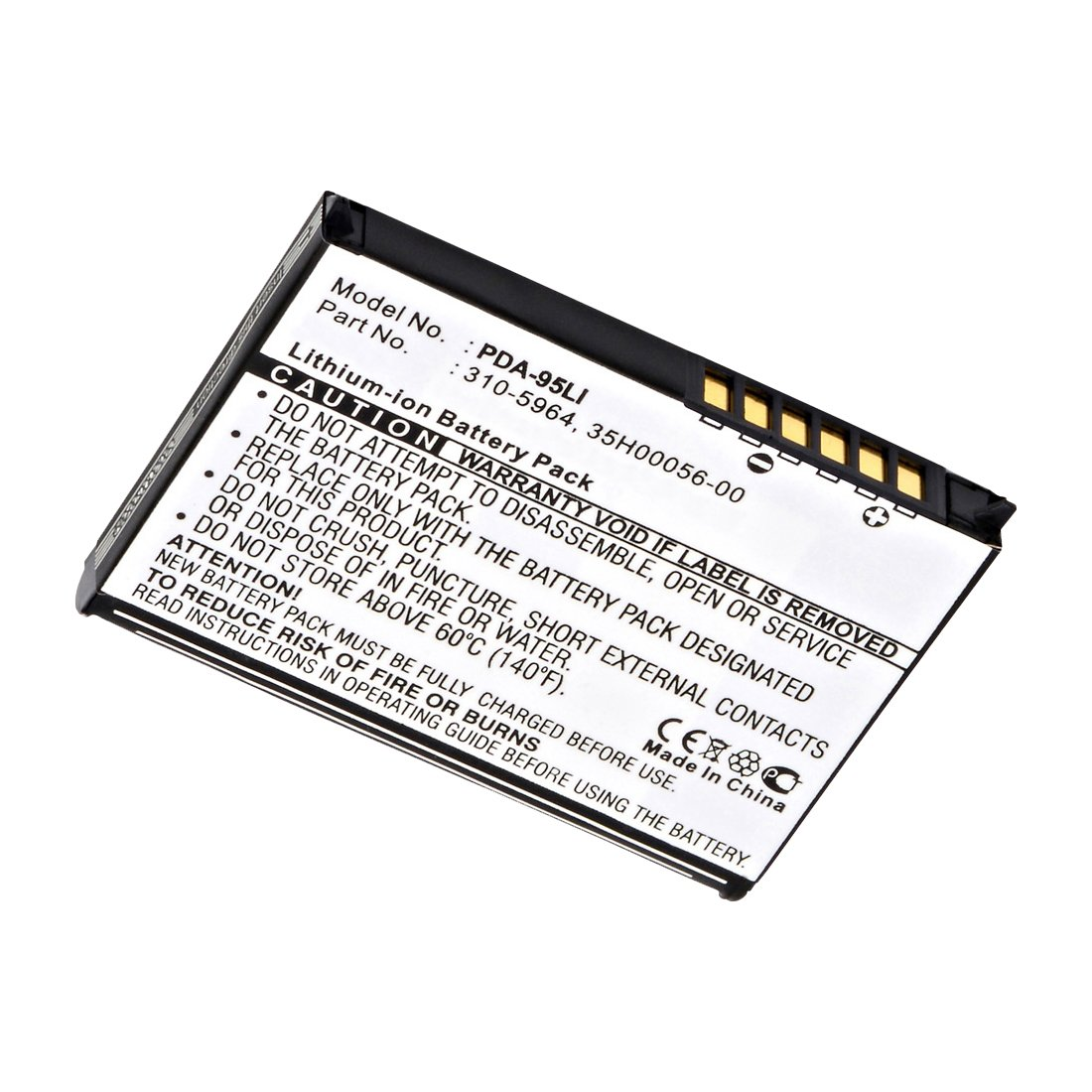 Replacement Dell Axim X50, X51 Battery: BatteryMart.com