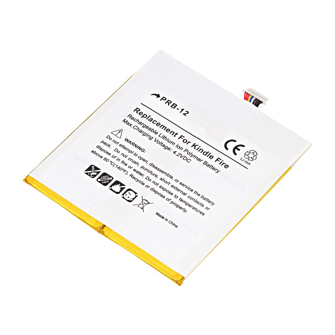 Amazon Kindle Fire Replacement Battery