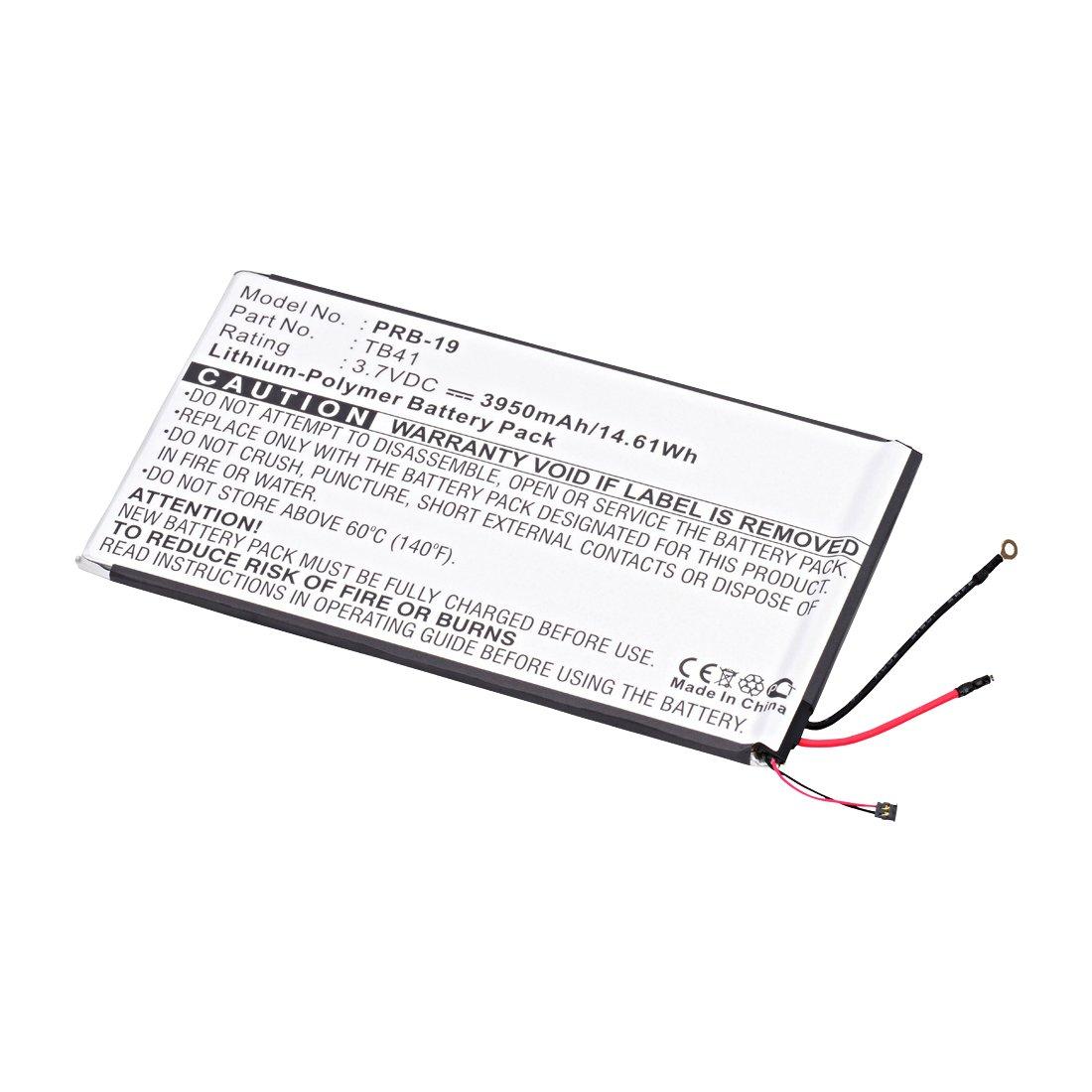 Replacement Motorola Xoom 2 Tablet Battery: BatteryMart.com