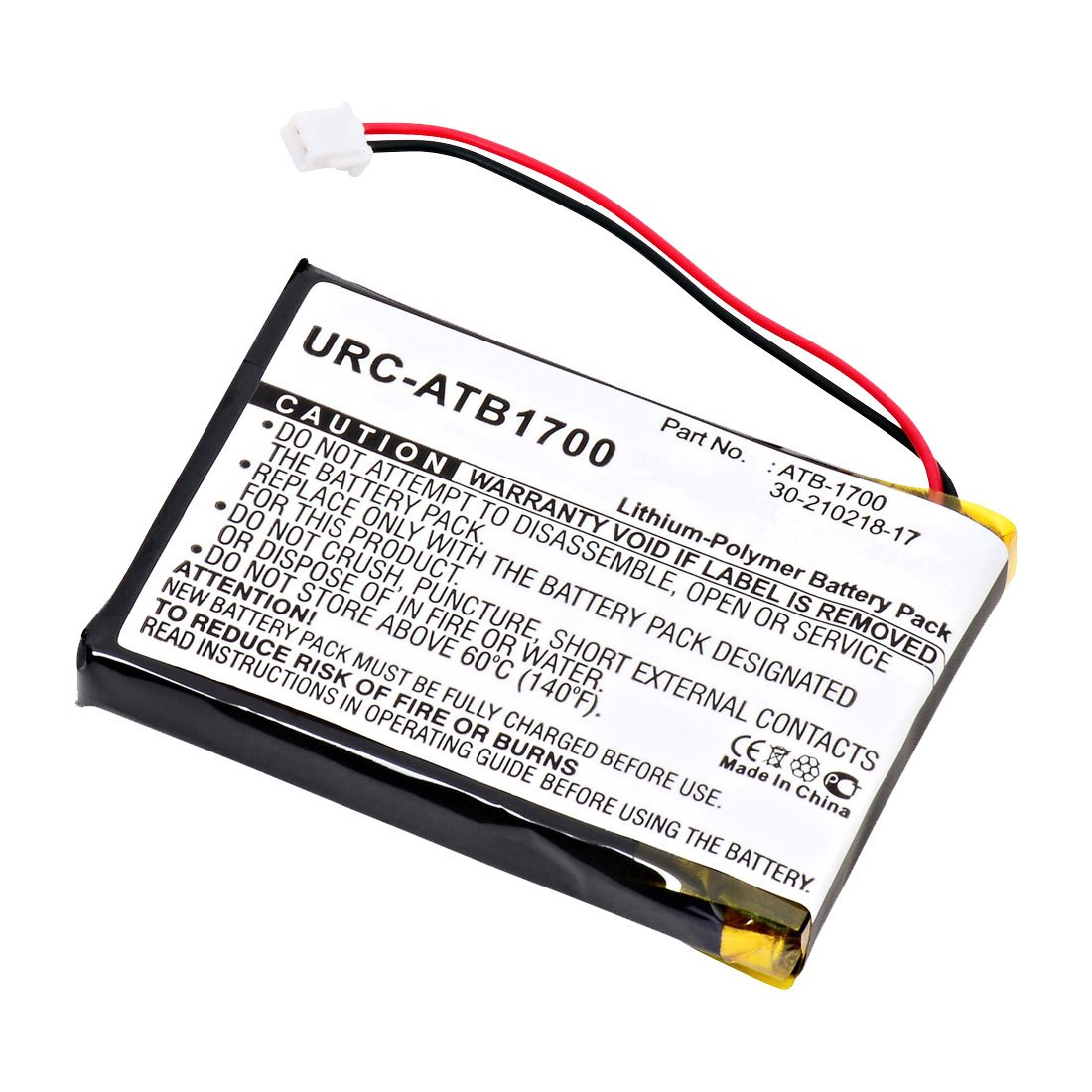 Replacement Rti Atb Battery Batterymart
